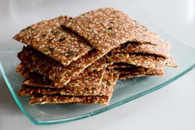 Cinnamon crackers